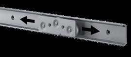 Flexfit-1529 | Linear guide | Ball bearing slides | Thomas Regout International B.V.