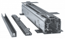 Larder Unit for wood | full extension slides | Thomas Regout International B.V.