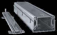 Larder Unit for Heavy Duty | Telescopic slides | Thomas Regout International B.V.