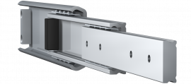 SUPRA - TR 7526 120 | Heavy Duty Telescopic Slide | Thomas Regout International B.V.