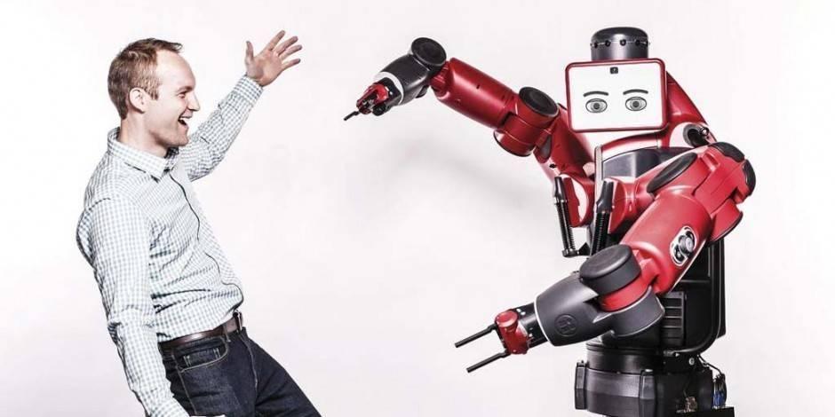 Samenwerking mens en robot biedt nieuwe perspectieven
