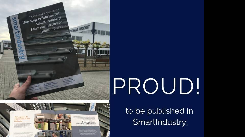Smart Industry | Thomas Regout International B.V.