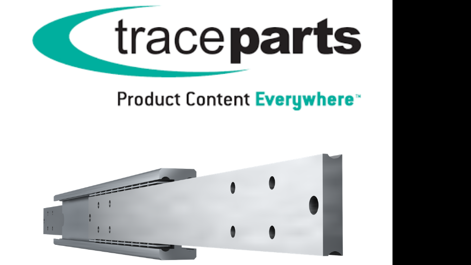 TraceParts | Technical Drawings | Thomas Regout International