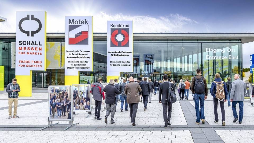 Motek 2019 - Thomas Regout International