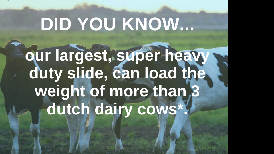 Did you know - super heavy duty