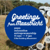Greetings from Maastricht