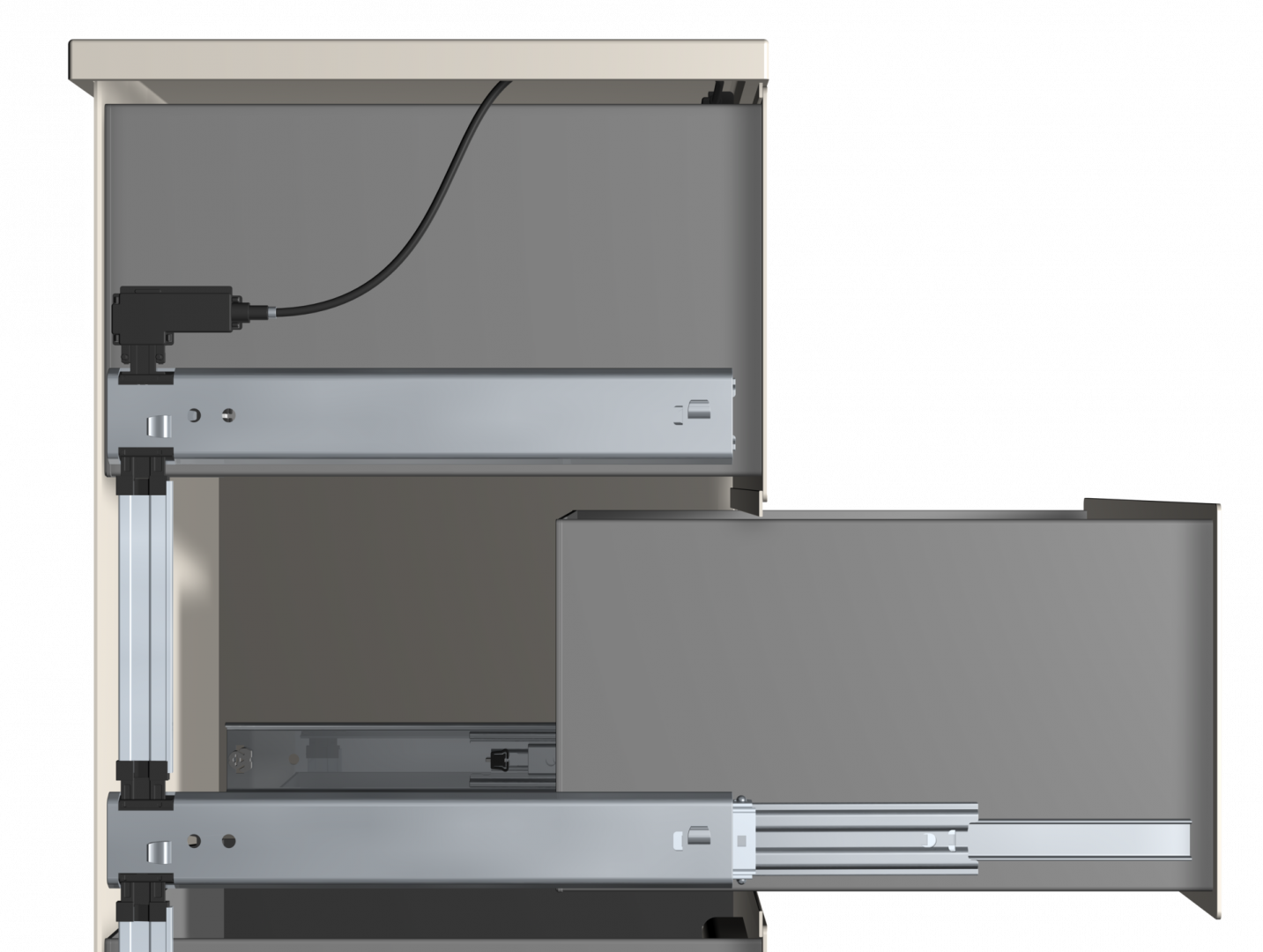 Features And Systems For Drawer Slides Thomas Regout International