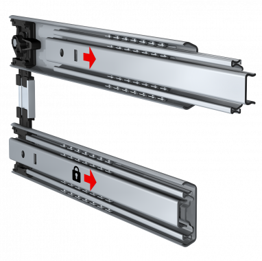 Integrated Slide Lock system (ISL) | Thomas Regout International B.V.