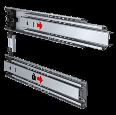 Integrated Slide Lock system (ISL)   Thomas Regout International B.V.